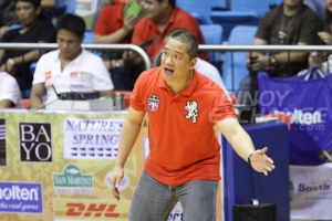 Coach Boyet Fernandez